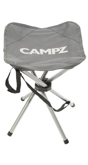CAMPZ 4Legs - Siège camping - gris